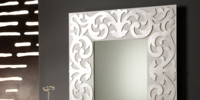 Big Wall Mirrors. Full Image For Decorate A Mirror Felt Flowers